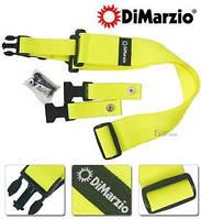 Ремень DIMARZIO DD2200 CLIPLOCK NEON YELLOW (28574)
