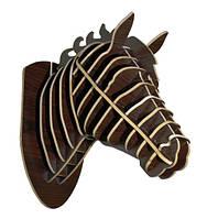 Настенный декор голова лошади 19,6*40*35,5  ( разные цвета )