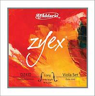 Струны для смычковых D`ADDARIO DZ410LM ZYEX LM (19501)
