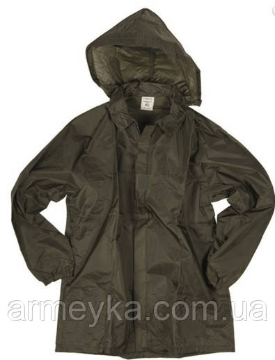 Куртка-Дождевик с капюшоном НОВАЯ. ВС Франции be0d98cba3c37