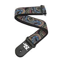 Ремень PLANET WAVES PW50JS04 Joe Satriani Guitar Strap Snakes Mosaic (22049)