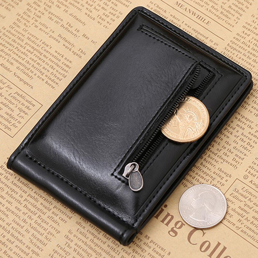 5954807c0fb1 Зажим для денег мужской, Кошелек мужской. Купить зажим для денег ЕК98, фото  1