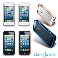 Бампер для iPhone 5/5S - NavJack Trim series bumper