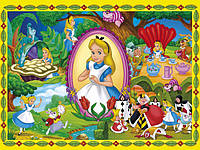 Печать съедобного фото - Формат А4 - Вафельная бумага - Алиса