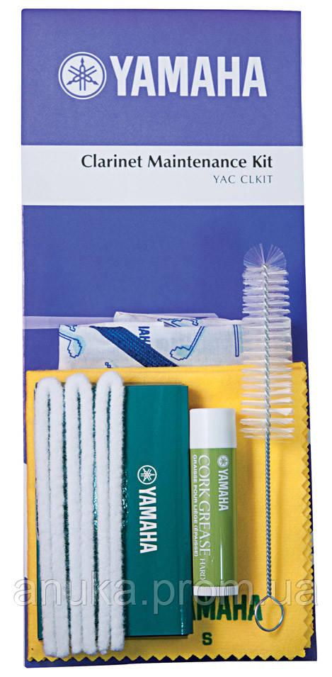 Уход за духовыми инструментами YAMAHA Clarinet Maintenance Kit (32527) - Экшен Стайл и Анука™ в Днепре
