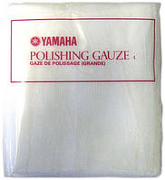 Уход за духовыми инструментами YAMAHA Polishing Gauze L (32542)