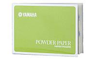 Уход за духовыми инструментами YAMAHA Powder Paper (32544)