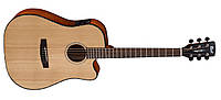 Электро-акустическая гитара CORT MR-E (NS) (28237)
