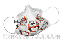 Хирургические маски Akzenta Smily Mask