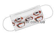 Хирургические маски Akzenta Smily Mask, фото 2