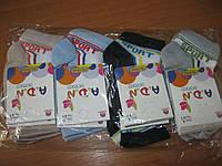 Носочки летние х/б сеточка для мальчиков 0-1 год Турция