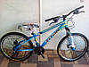 Велосипед подростковый Titan 24 на стальной раме