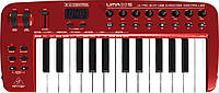 MIDI-клавиатура BEHRINGER U-CONTROL UMA25S Ultra-Slim (BE-0615)