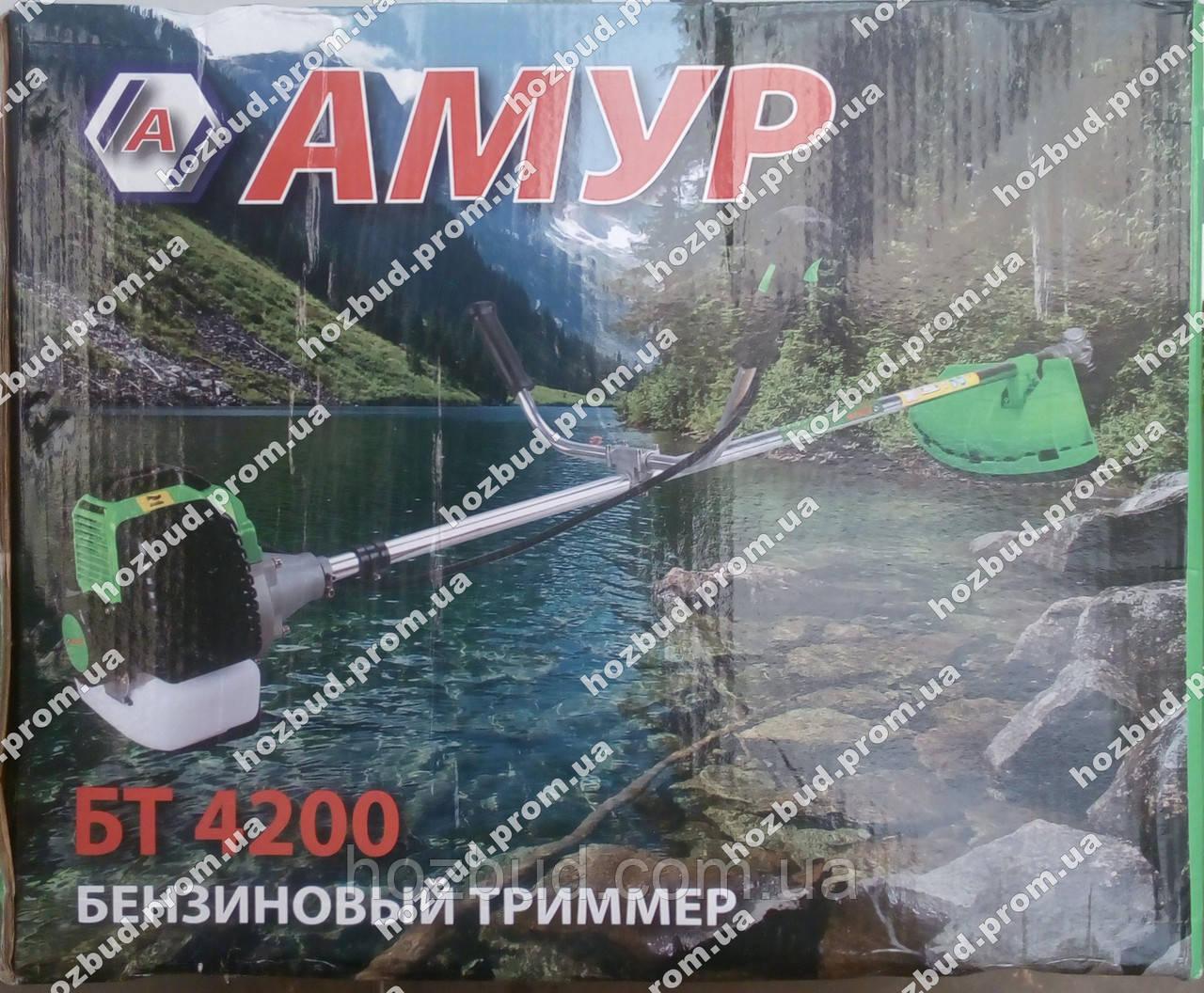 Бензокоса Амур БТ 4200