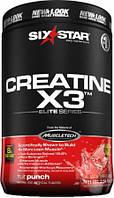 Креатин Muscletech Six Star Pro Nutrition Elite Series CreatineX3 1,15 kg