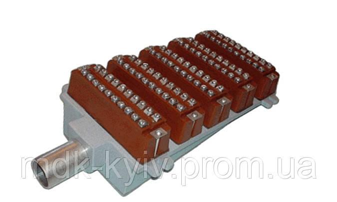 БКТ-50х2 - Бокс кабельный телефонный 50-парный для телефонных распределительных шкафов