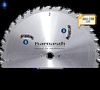 Пильный диск для раскроя древисины ф=250x3,2/2,2x30mm z=18 FZ+R, Karnasch (Германия)