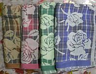 Полотенца хлопок-лен 70×140