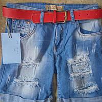 Джинсовые шорты женские 101
