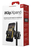 Держатель для смартфона IK MULTIMEDIA iKLIP Xpand Mini (32463)