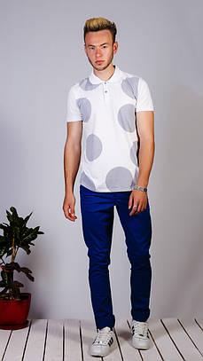 Тениска мужская XINT Xint 500892 BEYAZ