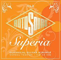 ROTOSOUND CL2 Superia Classical Nylon Tie On (струны гитарные, класические, нейлоновые) (RS-0047)