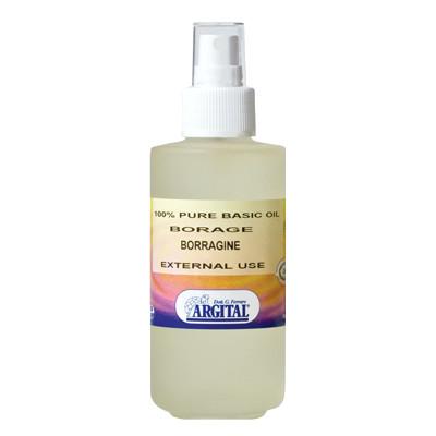 100% чистое базовое масло травы садовой (бораго) для лица и тела