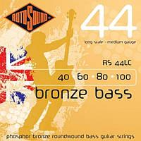 ROTOSOUND RS44LC струны для бас-гитар (RS-0399)