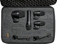 Набор инструментальных микрофонов SHURE PGADRUMKIT4 (SH-2273)