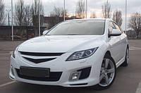 """Решетка радиатора Мазда 6 """"Sport"""" 2007+, Mazda 6, фото 1"""