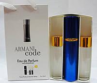 Духи наборы Armani Code (армани код)(мужской)