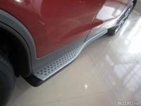 Honda CRV 2012+ Боковые пороги оригинал S010