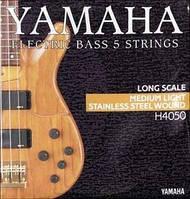 Струны YAMAHA H4050 STAINLESS STEEL MEDIUM LIGHT 5 STRING (45-126) (23341)