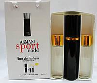 Духи набор Armani Code Sport (армани код)