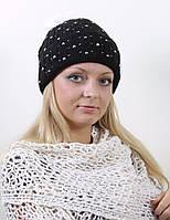 Классическая черная шапка