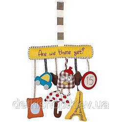 Подвеска с игрушками «Travel Charm Toy» Mamamiya&Papas