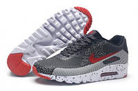 Кроссвоки Nike Air Max 90 MD Flyknit Grey Rad