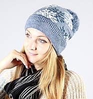 Качественная зимняя шапка