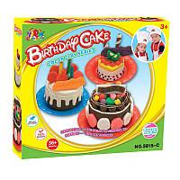 _Пластилин 5815С Именинный торт