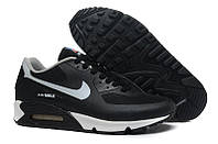 Кроссовки Nike Air Max 90 Hyperfuse Black White USA (off), фото 1