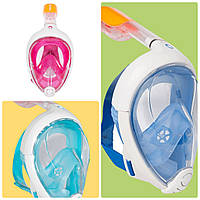 МАСКА EASYBREATH ДЛЯ СНОРКЕЛИНГОМ
