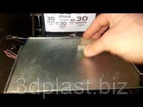 Матове скло для нагрівається платформи 3D принтера