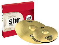 Набор тарелок SABIAN SBr 2-Pack (25423)