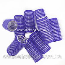 """Бігуді """"липучки"""" GE-KA СТІК №6 (9 штук/комплект, діаметр 30 мм)"""