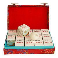 Пилюли Hugan Ху Ган - для защиты печени (Красный ларец)