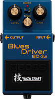 Педаль эффектов BOSS BD-2W Blues Driver (BO-0167)
