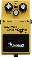 Педаль эффектов BOSS SD-1W Super OverDrive (BO-0168)