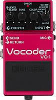 Педаль эффектов BOSS VO-1 Vocoder (BO-0183)