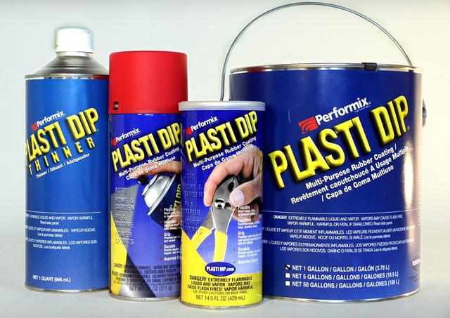 Жидкая резина PLASTIDIP