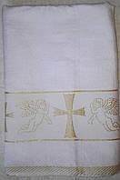 Крыжма, полотенце для крещения, 70х140см, Турция